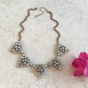 Sparkly delicate necklace